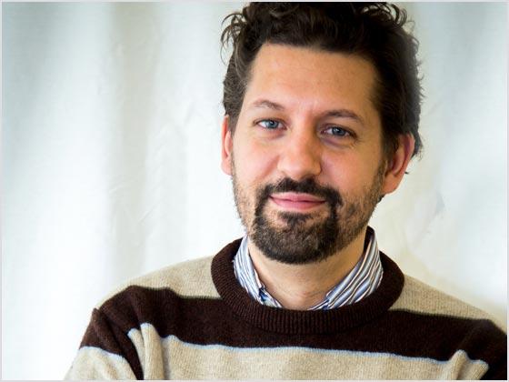 Massimiliano Riccio - Socio, Giornalista
