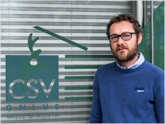 Fabio Molino - COORDINAMENTO SOLIDARIETÀ VALLE D'AOSTA